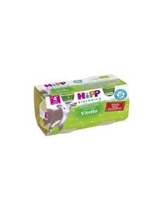 HIPP VITELLO 2x80GR