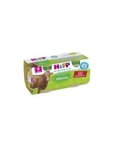 HIPP MANZO 2x80GR