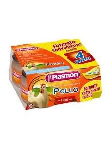 PLASMON POLLO 80GR 4PZ