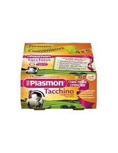 PLASMON TACCHINO 80GR 4PZ