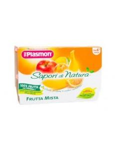 SAPORI DI NATURA FRUTTA MISTA 2PZ 100GR PLASMON