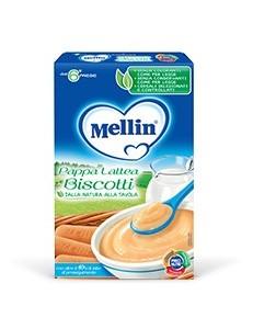 MELLIN PAPPA LATTEA BISCOTTO 250GR