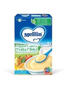 MELLIN PAPPA LATTEA FRUTTA MISTA 250GR