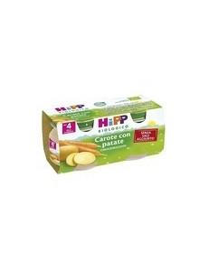 HIPP CAROTE CON PATATE 2x80GR