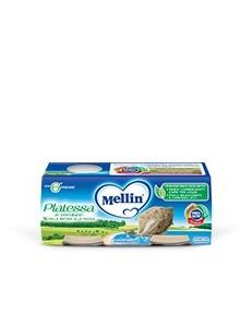 MELLIN PLATESSA 4PZ 80GR OMOGENEIZZATO