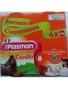 PLASMON CAVALLO 80GR 4PZ