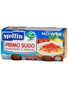 MELLIN PRIMISUGHI POMODORO VERDURE 2PZ 80GR