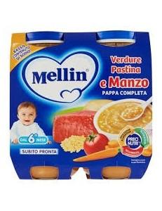 MELLIN PAPPA COMPL MANZO 2PZ 250GR