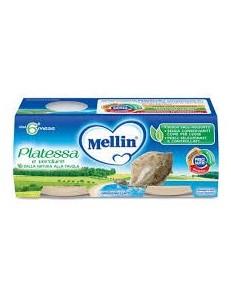 MELLIN PLATESSA 2PZ 80GR OMOGENEIZZATO