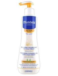 MUSTELA DETERGENTE NUTRIENTE ALLA COLDCREAM 300ML