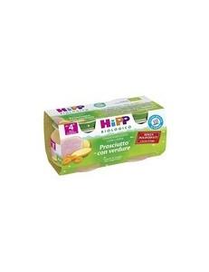 HIPP PROSCIUTTO CON VERDURE 2x80GR