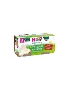 HIPP FORMAGGINO MOZZARELLA 2x80GR