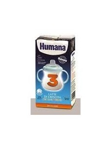 JUNIOR DRINK LIQUIDO BRICK 470 ML HUMANA