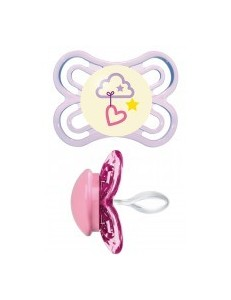 MAM SUCCHIETTO PERFECT NIGHT 0-6M SILICONE