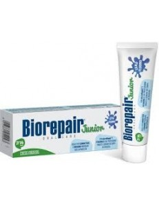 BIOREPAIR JUNIOR DENTIFRICIO MENTA 7-14 ANNI 75ML