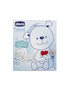 CHICCO SET CAMBIO NATURAL SENSATION