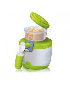CHICCO THERMOS PORTAPAPPA SYSTEM EASY MEAL 6M+