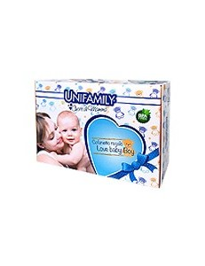 UNIFAMILY COFANETTO REGALO LOVE BABY BOY