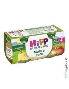 HIPP MELA PERA 2x80GR