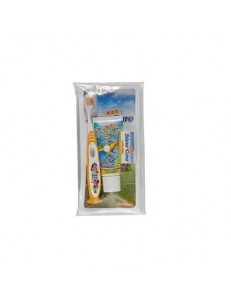 SILVER CARE KID'S BRUSH KIT (SPAZZOLINO+DENTIFRICIO)