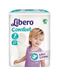 LIBERO 7 COMFORT 16-26KG 21PZ PANNOLINI