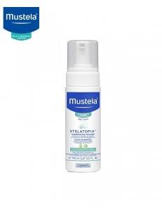 NUSTELA STELATOPIA SHAMPOO MOUSSE 150ML
