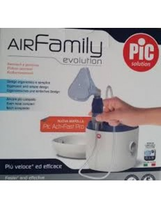 PIC AEROSOL AIRFAMILY EVOLUTION