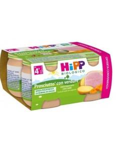 HIPP PROSCIUTTO 4x80GR