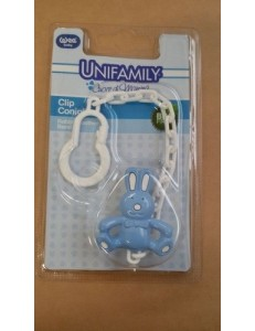 UNIFAMILY CLIP CONIGLIO BOY
