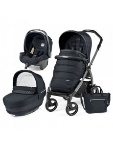 TRIO PEG ELITE LUXE BLUENIGHT C/TELAIO BOOK 51S JET