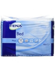 TENA BED TRAVERSA PLUS 60x40 PZ.40