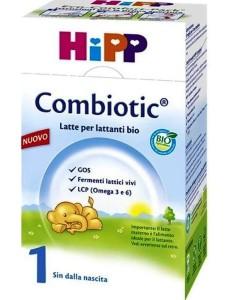 HIPP COMBIOTIC 1 LATTE POLVERE 600GR