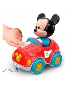 BABY MICKEY PULL ALONG CAR