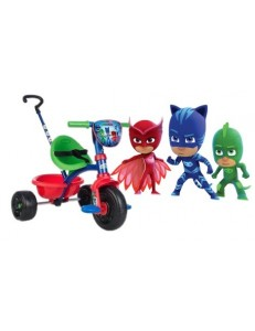 SMOBY TRICICLO PJ MASKS BE MOVE