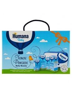 HUMANA TENERI PENSIERI BABY BEAUTY(OLIO+SAP+SHAMPOO+CREMA V