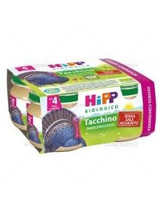 HIPP TACCHINO 4x80GR