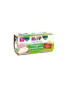 HIPP FORMAGGINO PROSCIUTTO 2x80GR