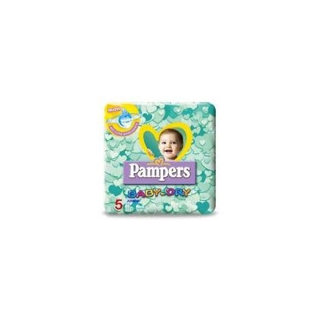 PAMPERS BABY DRY 11-25 JUNIOR
