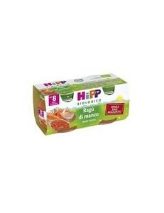 HIPP RAGU DI MANZO 2x80GR