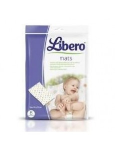LIBERO MATS EASY CHANGE 6PZ