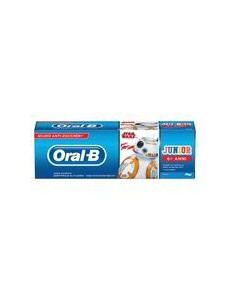 ORAL B JUNIOR DENTIFRICIO 6+ ANNI STAR WARS 75ML