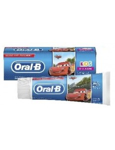 ORAL B KIDS DENTIFRICIO 0-5 ANNI CARS 75ML