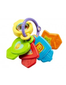 FISHER-PRICE CHIAVI FORME E COLORI 6M+ ART.CMY40
