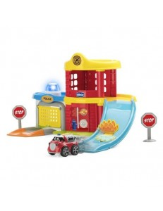CHICCO GIOCO RESCUE TEAM PLAYSET