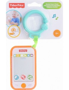 FISHER-PRICE SONAGLINO MUSICALE 0M+ ART.DFP50