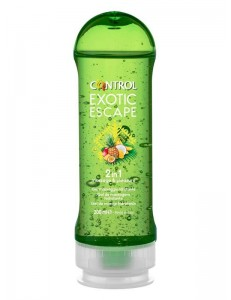 CONTROL EXOTIC ESCAPE MASSAGE GEL