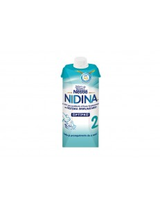 NIDINA 2 LIQUIDO 500 ML NESTLE'