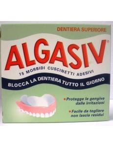ALGASIV CUSCINETTI ADESIVI x DENTIERA SUPERIORE 15PZ