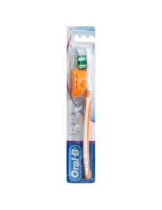 ORAL B 123 CLASSIC CARE 40 MEDIO SPAZZOLINO
