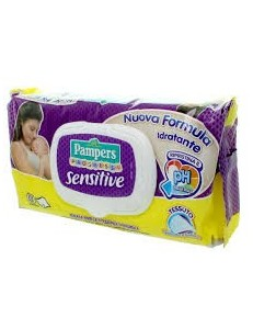 PAMPERS SENSITIVE SALVIETTINE 56 PZ.